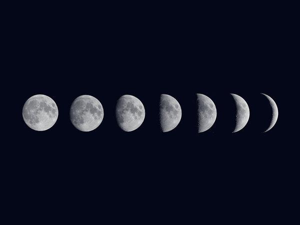 Trabalhando a magia do Hoodoo I – Fases da Lua – Brasil Conjure
