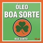 Oleo Boa Sorte
