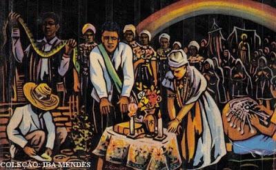 Joseph Handerson  VODU NO HAITI – CANDOMBLÉ NO BRASIL IDENTIDADES CULTURAIS E SISTEMAS RELIGIOSOS COMO CONCEPÇÕES DE MUNDO AFRO-LATINO-AMER