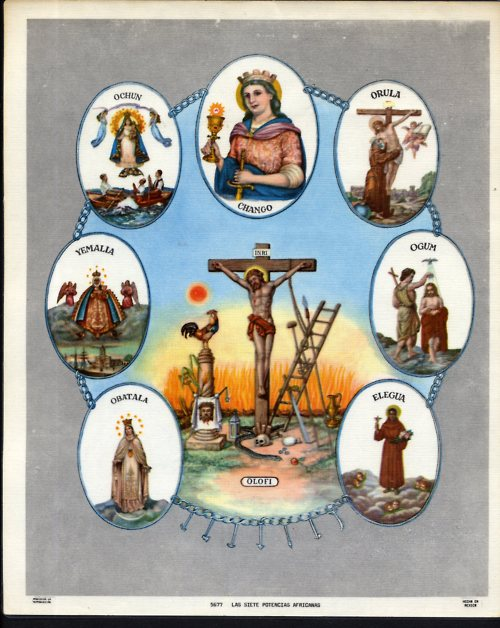 Sete Poderes Africanos