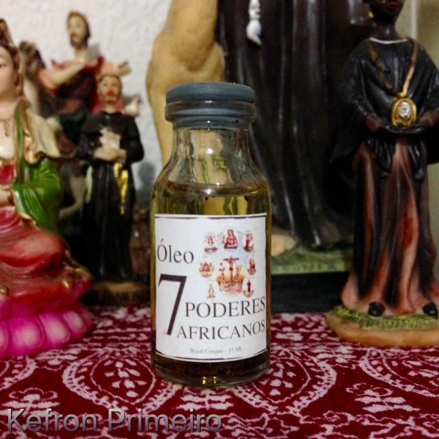 Você pode adquirir um frasco do Óleo Sete Poderes Africanos concosco, basta enviar um email para: conjurebr@icloud.com ou solicitando pelo whatsapp: 69 84991020