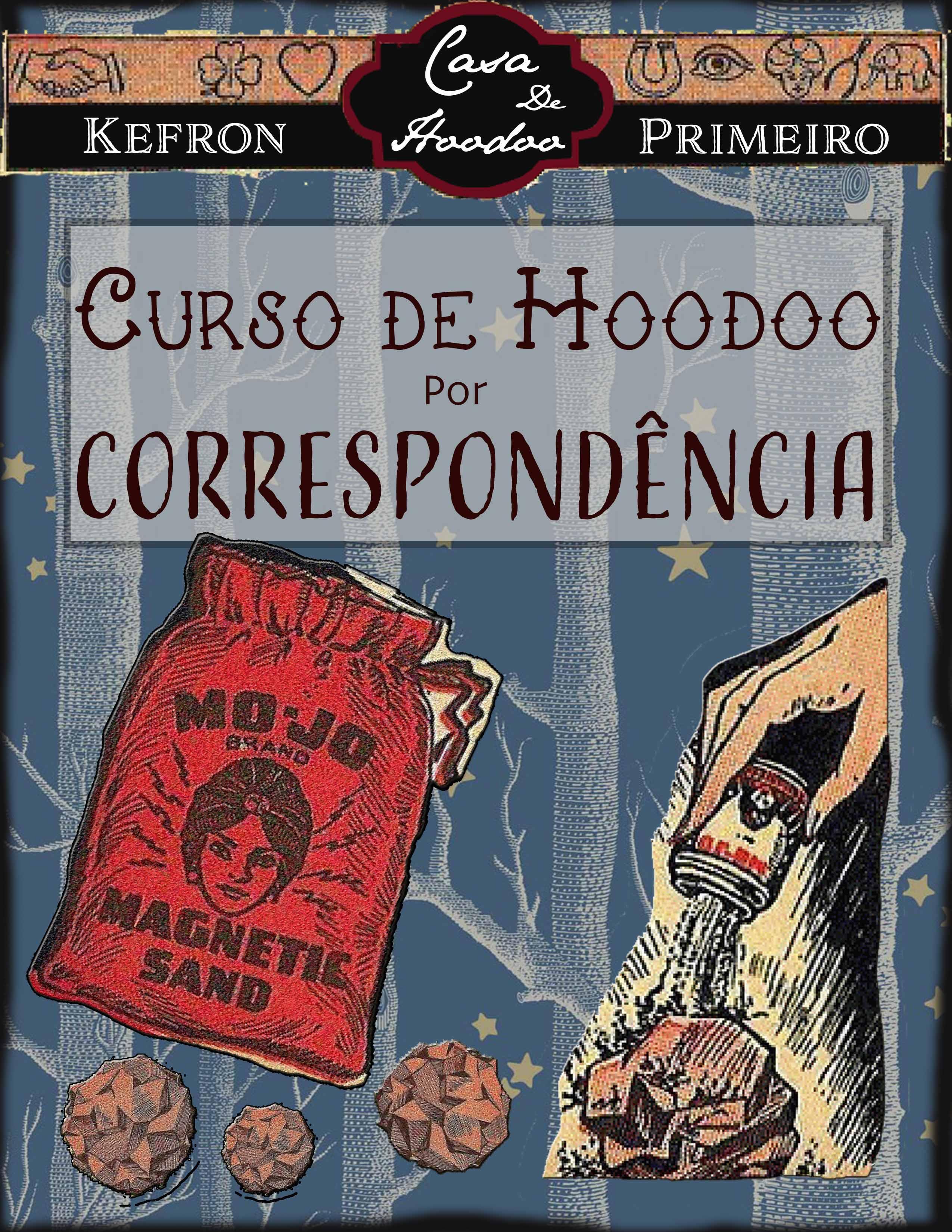 Curso de Hoodoo - capa